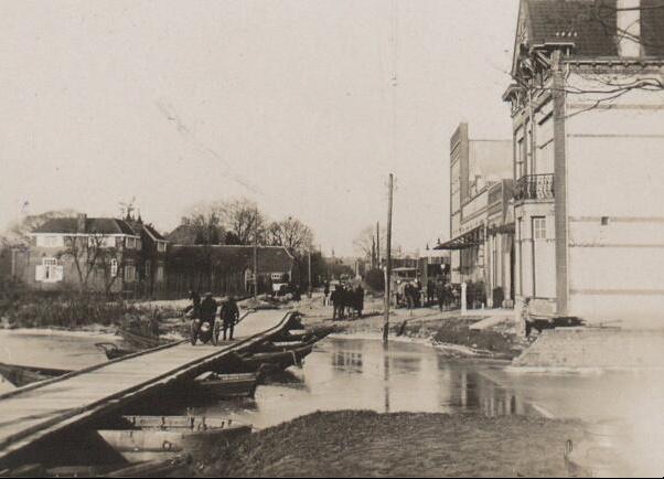 Nutricia Cuijk 12-watersnood januari 1926-foto BHIC